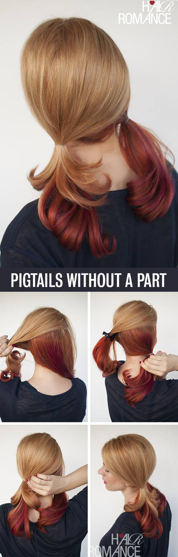 36 Quick And Easy Hairstyle For Busy Women