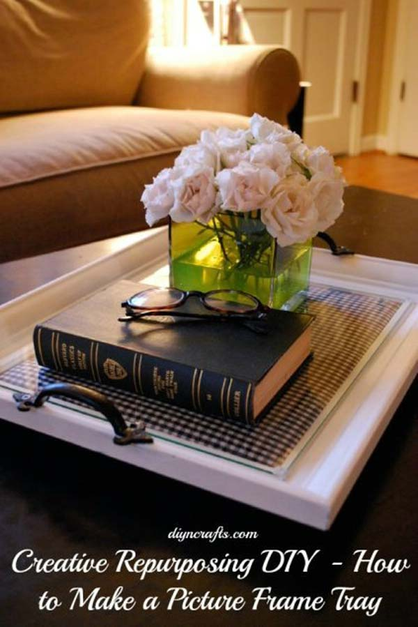 37 Awesome Things You Can Make With Dollar Store Picture Frames