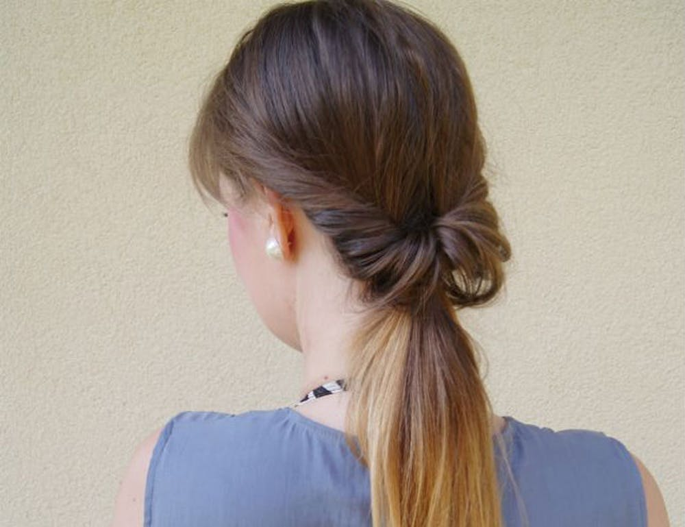 37 Quick And Easy Hairstyle For Busy Women