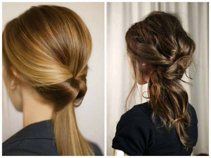 38 Quick And Easy Hairstyle For Busy Women