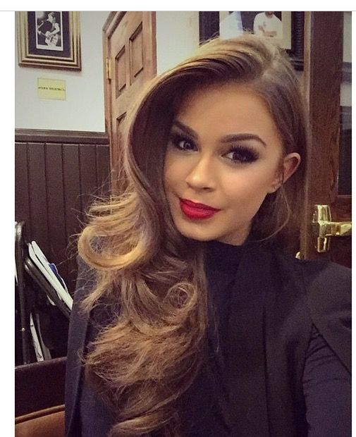 4 Fashionable Balayage Hair Color Ideas For Brunettes