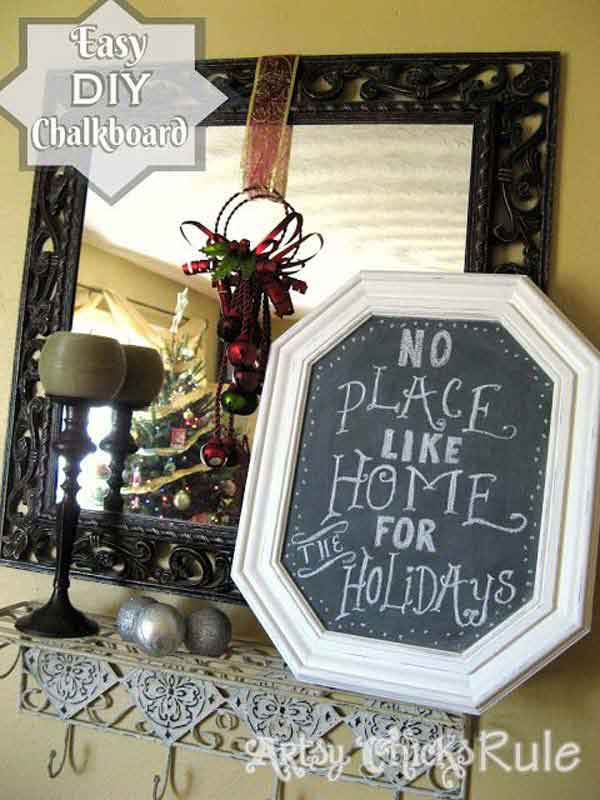 40 Awesome Things You Can Make With Dollar Store Picture Frames