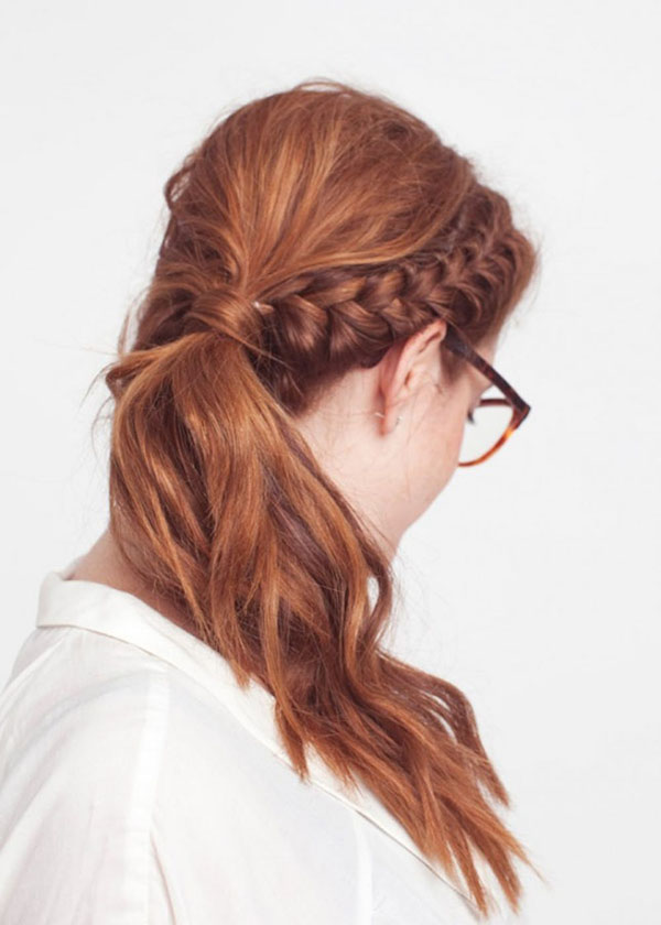 40 Quick And Easy Hairstyle For Busy Women