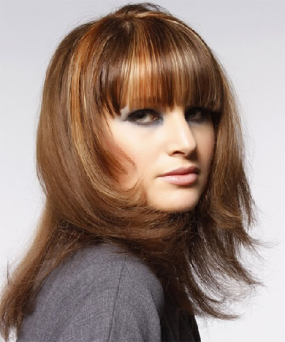 40 Stunning Shoulder Length Hairstyles and Haircuts
