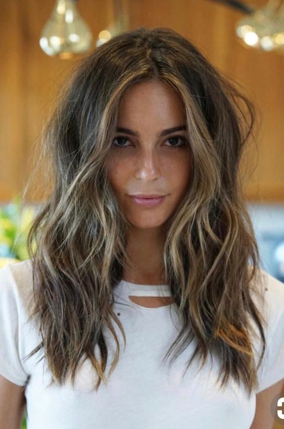 41 Fashionable Balayage Hair Color Ideas For Brunettes