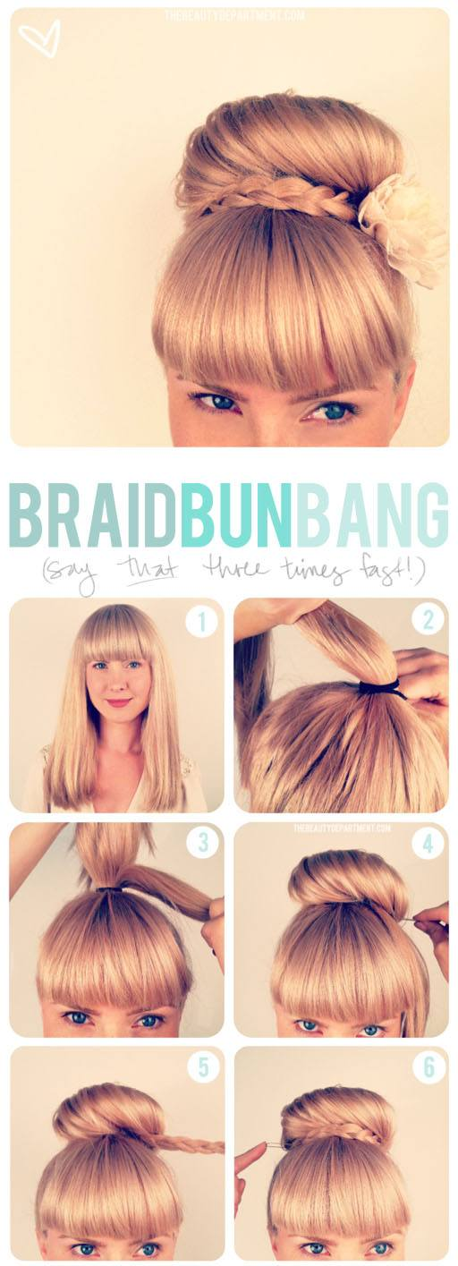 41 Quick And Easy Hairstyle For Busy Women