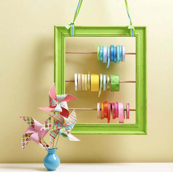 48 Awesome Things You Can Make With Dollar Store Picture Frames