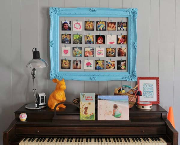 49 Awesome Things You Can Make With Dollar Store Picture Frames
