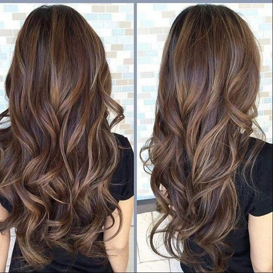 5 Fashionable Balayage Hair Color Ideas For Brunettes