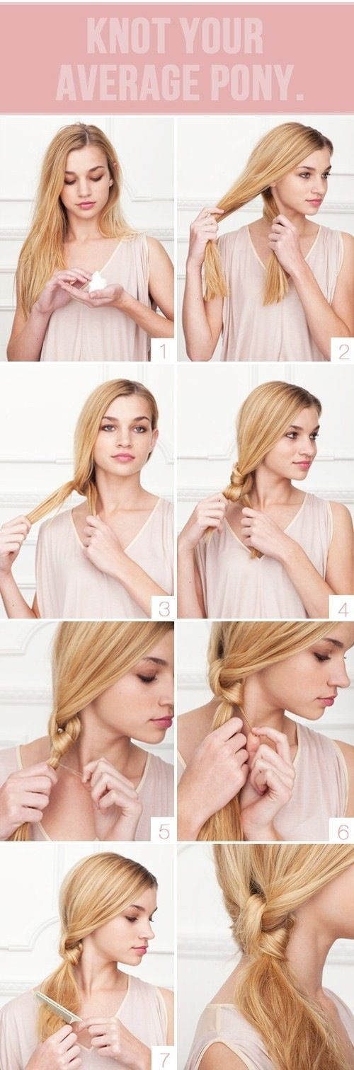 5 Quick And Easy Hairstyle For Busy Women