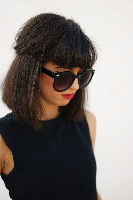 5 Super Short Haircuts with Bangs