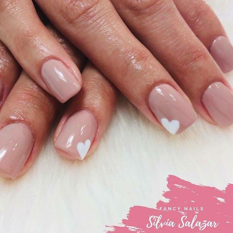 5 romantic nail designs ideas