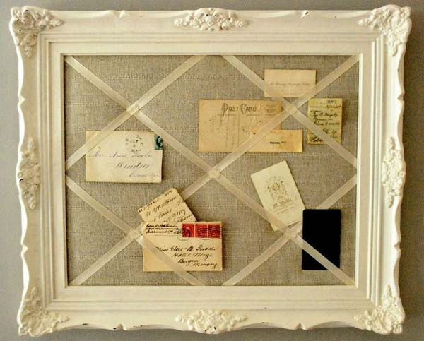 50 Awesome Things You Can Make With Dollar Store Picture Frames