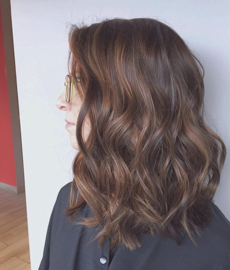 53 Fashionable Balayage Hair Color Ideas For Brunettes