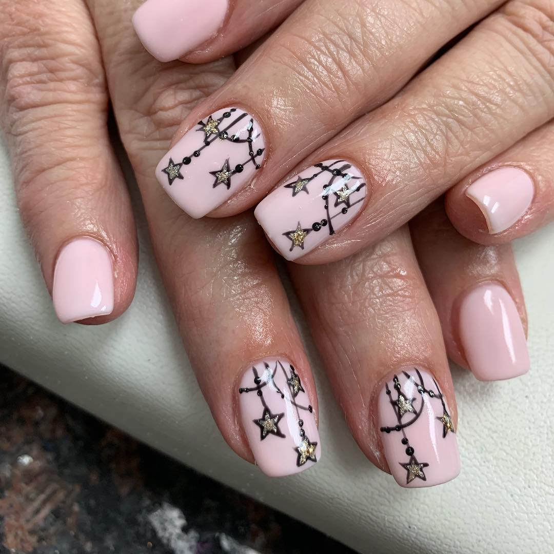 6 romantic nail designs ideas