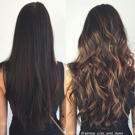 60 Fashionable Balayage Hair Color Ideas For Brunettes