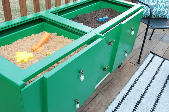 7 Cheap and Easy DIY Sandbox Ideas with Tutorials