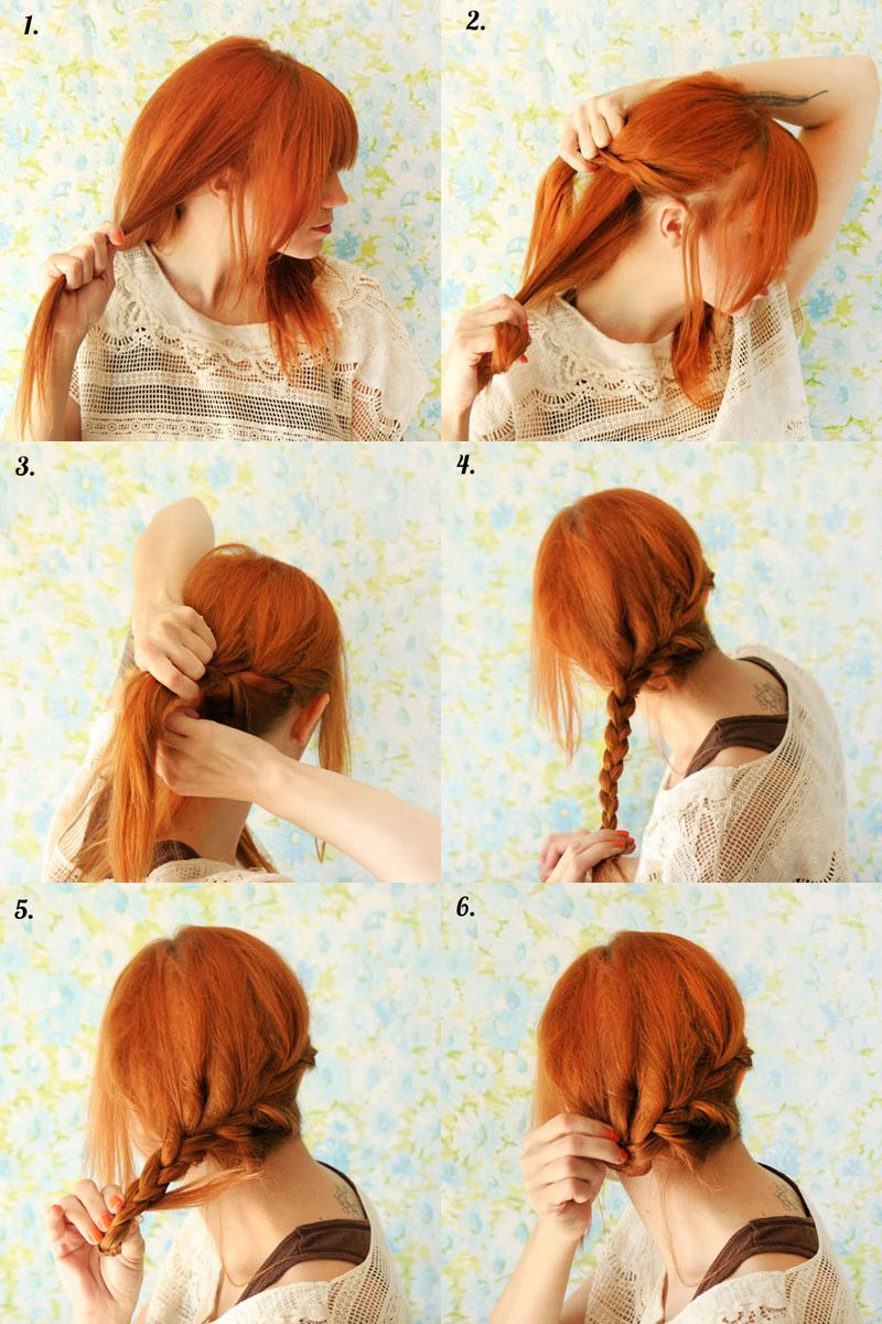 7 Quick And Easy Hairstyle For Busy Women
