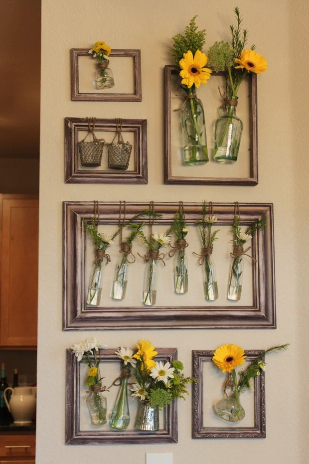 9 Awesome Things You Can Make With Dollar Store Picture Frames
