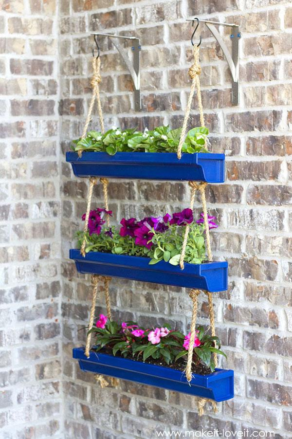 9 Unique  DIY Planter Ideas For Your Front Porch