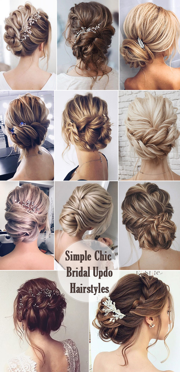 HALF UP HALF DOWN WEDDING HAIRSTYLES IDEAS 7