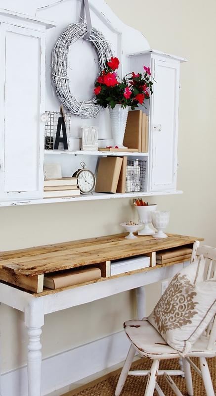 1 Pallet Desk