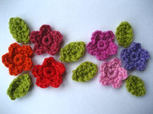 1 Teeny Tiny Flowers
