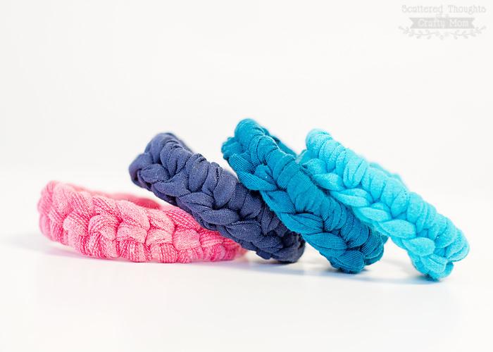 11 Simple Crochet Bracelets
