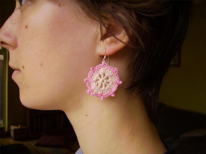 12 Compass Rose Earrings