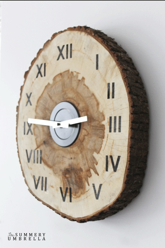 12 Wood Slice Craft