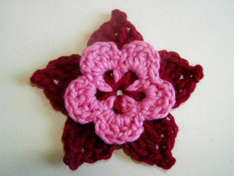 13 Picot Flower
