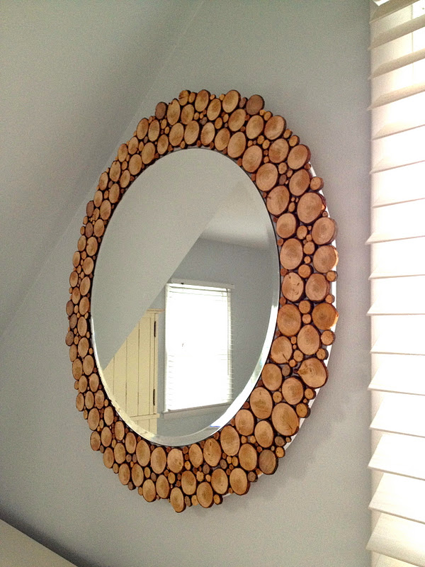 13 Wood Slices in Home Decoration