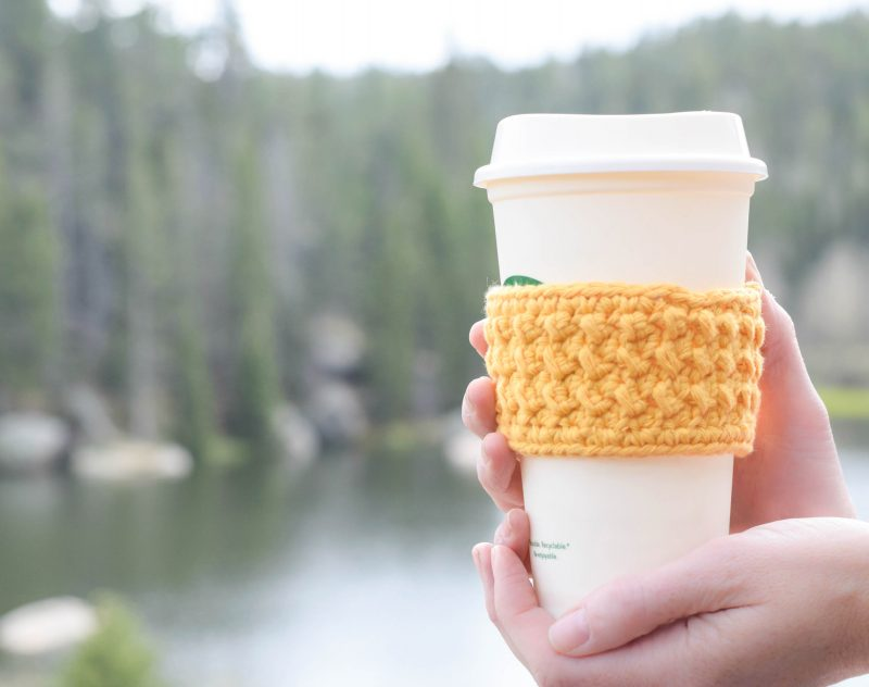 14 Coffee Cup Cozy