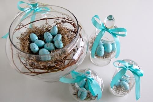 14 Robins Egg Nest