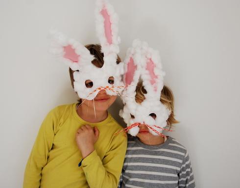 15 Bunny Masks