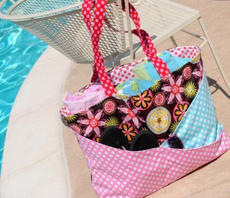 17 Waterproof Pool Beach Bag