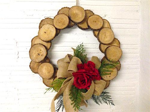 17 Wood Slice Craft