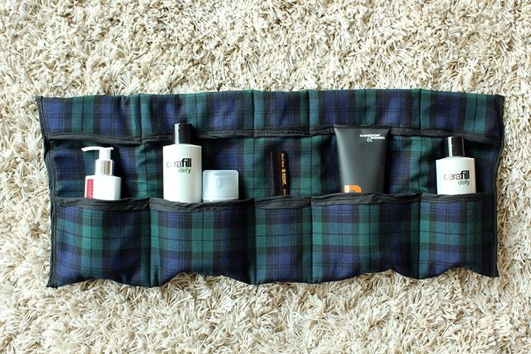 21 Travel Toiletries Bag
