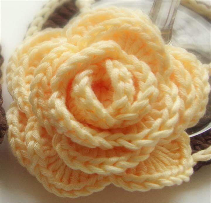 27 Crochet Rose Patterns