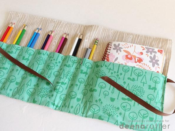 31 Pencil and Notebook Case