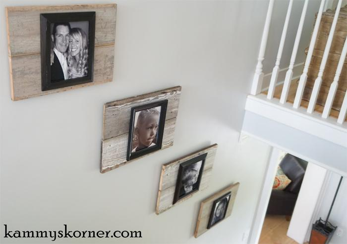 31 Reclaimed Wood Photo Frames