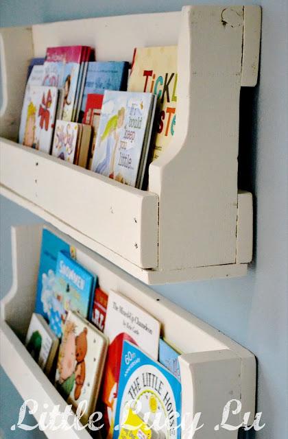 43 Cute Book Shelves