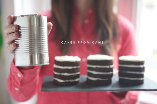 45 Mini Cakes DIY