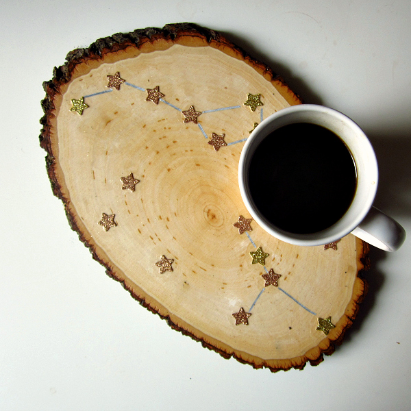 5 Wood Slices in Home Decoration