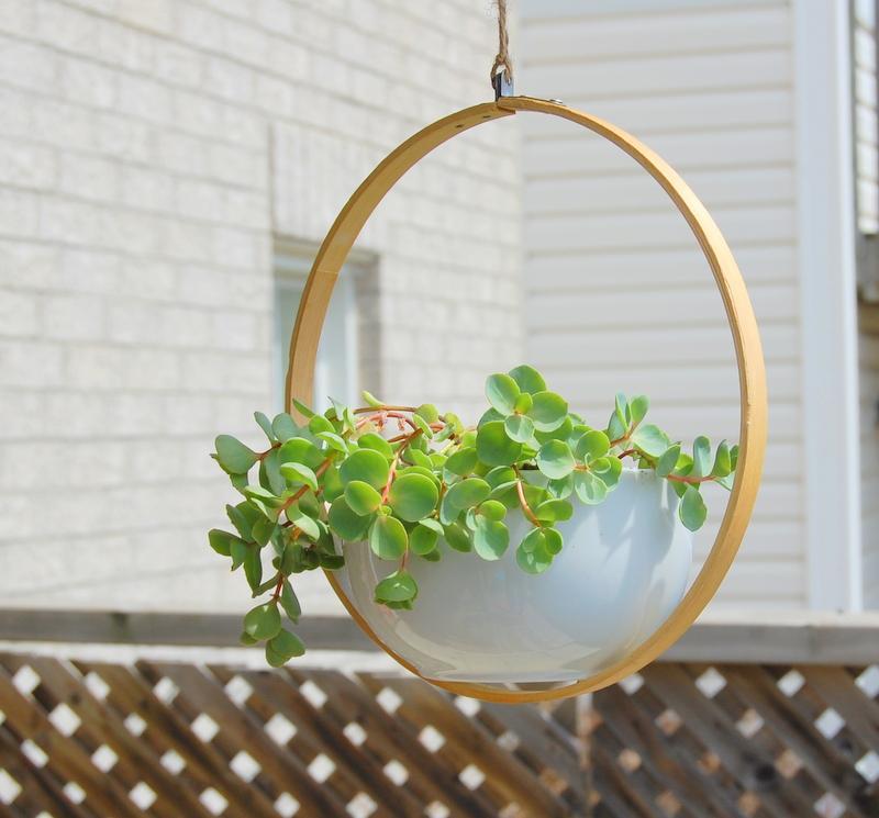 6 Modern Hanging Planter