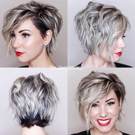 1 asymmetrical bob hairstyles