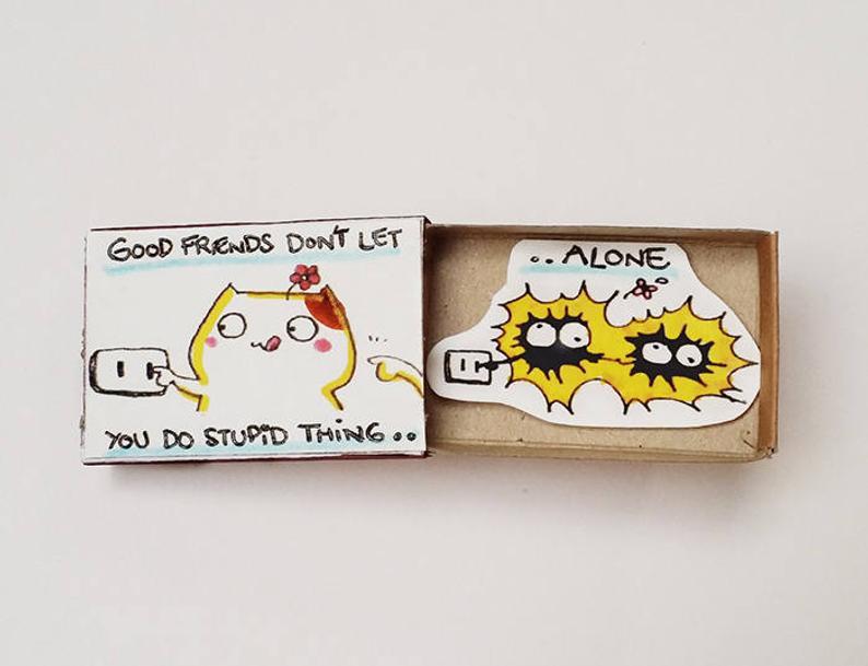 12 Friendship Card