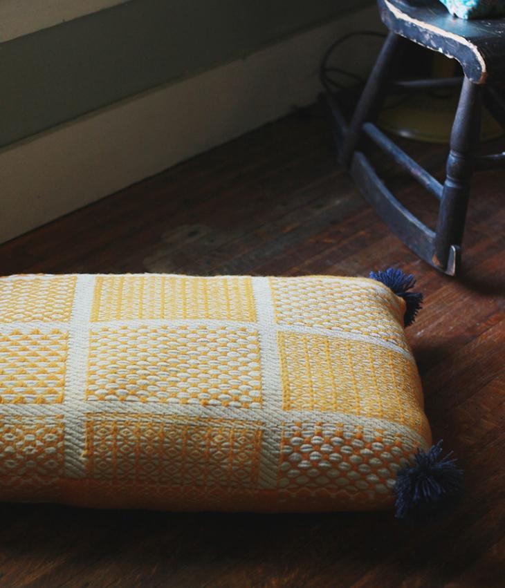 15 Funky Floor Pillow