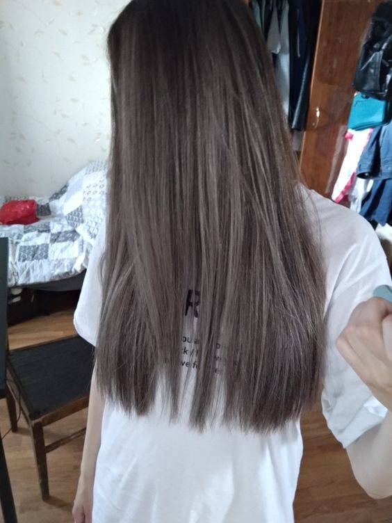 16 Ombre Straight Hair