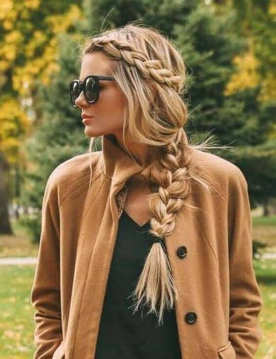 16 Side Braid Hairstyles